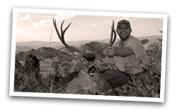 Blacktail Buck Hunts