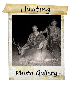 California Hunting Photos