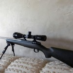 COOPER 280 WITH HUSKEMAW LONG RANGE SCOPE