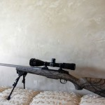 Cooper 6.5-284 With Huskemaw Long Range Scope